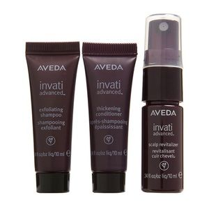 Aveda Invati Advanced 3 Step Kit MINI